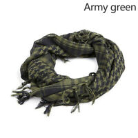 Military Shemagh Large Lightweight Arab Tactical Desert Keffiyeh Scarf Wrap #ur2