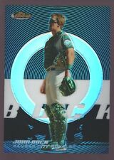 "JOHN BUCK KANSAS CITY ROYALS /299 BLUE REFRACTOR MINT SP 2005 TOPPS FINEST ""GEM"""