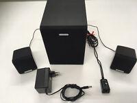 Creative SBS 350  2.1 Haut-parleur système caisson de basses + 2 Haut-parleur