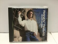 "Randy Travis Promo CD ""Where Can I Surrender"""