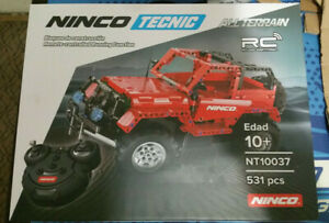 Ninco Tecnic All Terrain Remote control Car - RC Addict