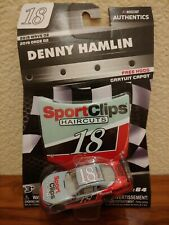 2019 Wave 2 Denny Hamlin SportClips Darlington Throwback 1/64 NASCAR Authentics