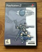 Hidden Invasion - Sony PS2 Playstation 2 (2001) .Free UK Postage