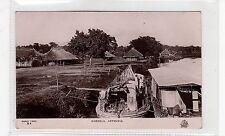 GAMBELA, ABYSSINIA: Ethiopia postcard (C26873)