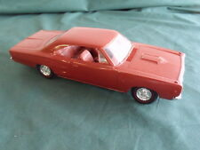 1968 Dodge Coronet RT Promo 1/25 Scale 68