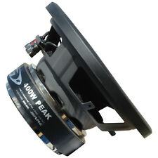 "AMPLIFIER SUBWOOFER ALPINE SWG-844 20,00 CM 200 8 MM"" CAR HOOD 400 WATTS MAX"