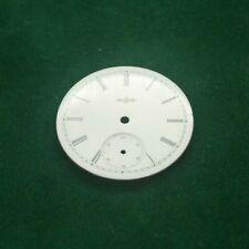 Elgin 6s Pocket Watch Face  Original Parts Watchmaking Tools E7