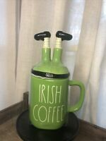 "New RAE DUNN St Patricks Day LL ""IRISH COFFEE""  VHTF"