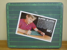 Lot of 10 Vintage Super Slates Individual Handheld Chalkboard BRAND NEW SEALED
