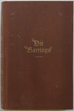 William von Simpson - Die Barrings (gebunden)