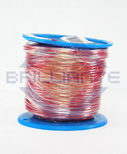 5 meters Twin core 17A  dc Red /& Black Automotive cable figure 8