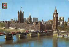 B97137 the houses of parliament and westminster bridge london   uk