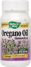Oregano Oil by Nature's Way, 60 liquid vcaps