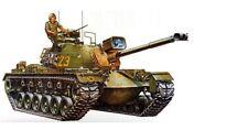 Tamiya 35120 - 1/35 US Mittlerer Kampfpanzer M48A3 Patton - Neu