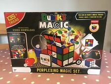 Rubiks Perplexing Magic Set By Ideal Over 135+ Magic Tricks New & Sealed