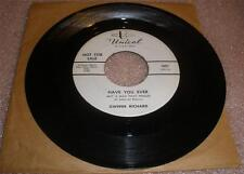 Gwenn Richard My Silent Love/Pocket full of Money Not For Sale Copy Rare record