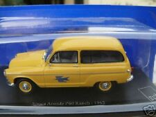LA POSTE SIMCA ARONDE P60 RANCH  DE 1962 au 1/43ème