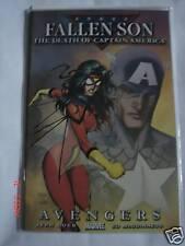 Fallen Son Death of Cap. Ame. #2 Marvel Legends Comics