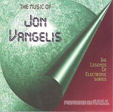 Unknown Artist : Music of Jon Vangelis CD