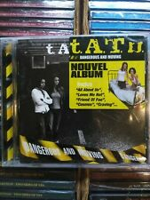 t.A.T.u. / Dangerous and Moving  CD  2005  New Sealed  TATU