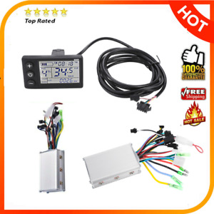 24V~60V 1500W Electric Bicycle E-bike Scooter Brushed Brushless Motor Controller