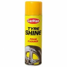 Carplan Car Wheel & Tyre Cleaners and Polishes