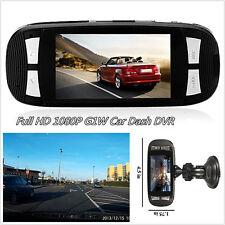 2.7inches HD 1080P Car G1W Video DVR Digital Camera Recorder Dash Cam Waterproof