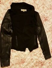 Quiz Stylish Black Jacket from The Parisian Collection Size 8