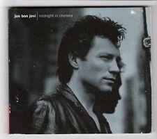 (HA819) Jon Bon Jovi, Midnight In Chelsea - 1997 CD