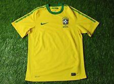BRAZIL NATIONAL TEAM 2010/2011 FOOTBALL SHIRT JERSEY HOME NIKE ORIGINAL SIZE S