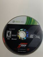 Forza Motorsport 4 Essentials Microsoft Xbox 360 Tested - Disc Only - Scratched