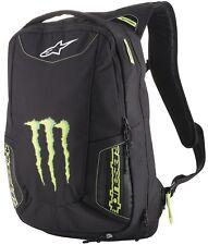 Sac À dos Monster Alpinestars Maraudeur Backpack Noir Vert