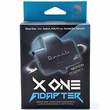 Brook X One Wireless Controller Adapter for Xbox One to Ps4 Nintendo Switch C9