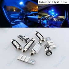 Blue Interior LED Kit Light Bulbs For BMW E46 318 320 328 330 M3 98-2005 -13pcs