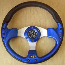 VOLANT SPORT BLEU PEUGEOT 106 206 306 205 XSI XS Rallye GTI