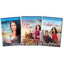 Cedar Cove: Complete TV Series Andie Macdowell Seasons 1 2 3 Box/DVD Set(s) NEW
