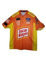 Ryan Newman Nascar Team Issued Pit Crew Shirt 2X sparco Daytona crash Roush