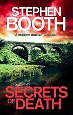 Very Good, Secrets of Death (Cooper and Fry), Stephen Booth, Paperback