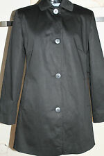 Hip Length Cotton None Formal Coats & Jackets for Women