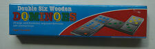 Wooden Dominoes 8-11 Years Board & Traditional Games