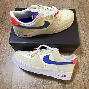 Nike Air Force 1 07 LV8 Coconut Milk DM8314-100 Men's Size 10.5 NEW IN BOX