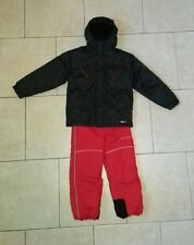 EUC 32 DEGREES snow jacket COLUMBIA vest/pants insulated,ski board suit boys 6/7