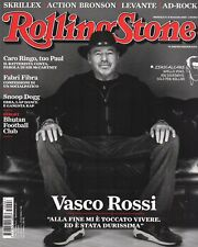 Rolling Stone 2015 8.Vasco Rossi,Mumford & Sons,Ray Davies,Levante,Snoop Dogg
