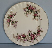 "Royal Albert Lavender Rose 6 1/4"" Bone China Bread Plate EUC"