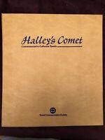 Halley's Comet Commemorative Collector Panels