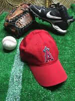 Los Angeles Anaheim Angels Hat Adjustable Logo Embroidered Adult  Cap h7