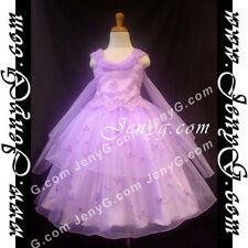 Robes en polyester pour fille de 5 à 6 ans