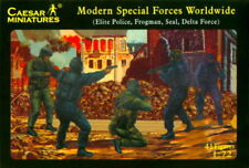 Caesar Miniatures 1/72 061 Modern Special Forces Worldwide