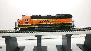 Bachmann HO Train BNSF EMD GP40-2R Powered Diesel Locomotive