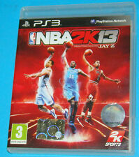 NBA 2K13 - Sony Playstation 3 PS3 - PAL